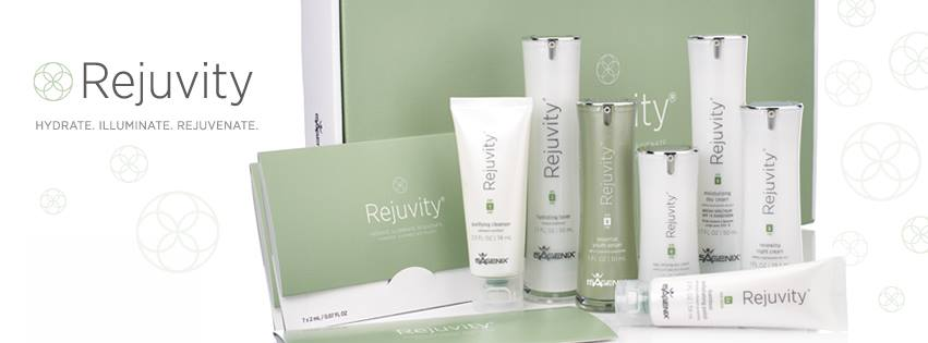 Rejuvity Skin Care Customization